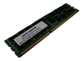 8GB メモリ memory for Intel R1304GZ4GC Server System DDR3 PC3-14900 1866 MHz ECC レジスター DIMM RAM (PARTS-クイック BRAND) (海外取寄せ品)