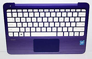 New Genuine HP Stream 11-R Palmrest Touchpad With Keyboard EAY0H00301A 830802-001 (海外取寄せ品)
