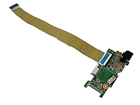 New Genuine HP Stream 11-R 11-Y Stream 11 プロ G2 G3 Audio Board With ケーブル DA0Y0HAB6D0 830759-001 (海外取寄せ品)