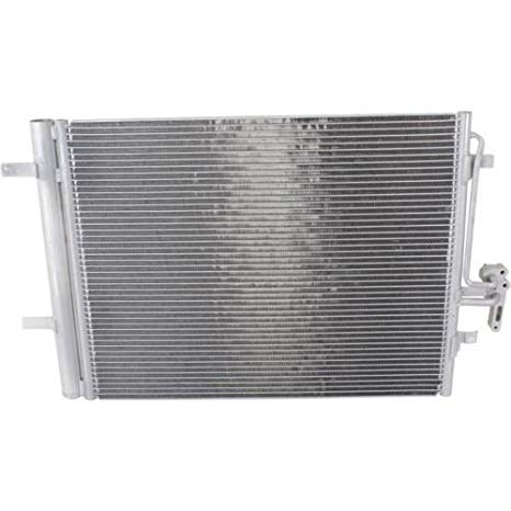 Go-Parts ≫ Compatible 2008-2010 Volvo V70 A/C Condenser 30794544-4 VO3030118 リプレイスメント For Volvo V70 (海外取寄せ品)