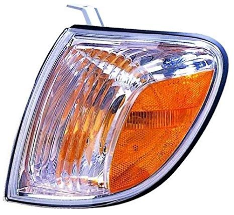 Go-Parts ≫ 2005-2006 Toyota Tundra Turn Signal Light Assembly リプレイスメント/レンズ カバー - フロント Left (Driver) Side - (Standard Cab Pickup + Extended Cab Pickup) 81520-0C040 TO2530148 (海外取寄せ品)