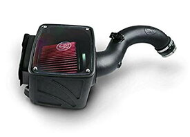 Cold エアー Intake for 2001-2004 Chevy / GMC Duramax LB7 6.6LINCREASE AIRFLOW BY 44.63% (海外取寄せ品)
