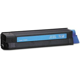 Okidata Compatible 42127403 TONER CARTRIDGE (CYAN) For C5400TN (42127403) - (海外取寄せ品)[汎用品]