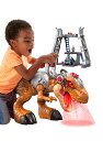 Fisher-Price Imaginext Jurassic World, T-Rex Dinosaur 「汎用品」(海外取寄せ品)