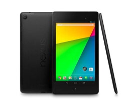 Asus Google Nexus 7 16GB Tablet (Gen 2), 7 インチ (Renewed) 「汎用品」(海外取寄せ品)