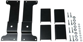 PIAA 30360 410 Series Bumper Mounting Bracket キット 05-07 Ford F-Series Super Duty (海外取寄せ品)