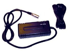 24V 2Amp CHARGER CURRIE SCOOTER F18, SCOOT- E, PHAT FLYER, ファントム プレミアム (海外取寄せ品)