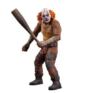 DC Collectibles バットマン Batman: アーカム シティ: Series 3 Clown Thug with バット アクション Figure by DC Collectibles (海外取寄せ品)