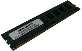 2GB メモリ memory Upgrade for MSI Motherboard MS-98A9 DDR3 PC3-12800 1600 MHz Non-ECC DIMM RAM (PARTS-クイック Brand) (海外取寄せ品)
