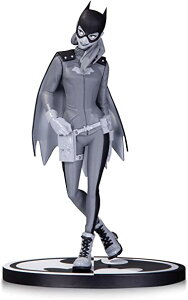 DC Collectibles バットマン Batman: ブラック and ホワイト: バットガール by キャメロン Stewart and Babs Tarr Statue (海外取寄せ品)