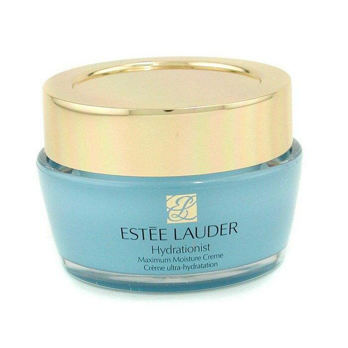 Estee LauderHydrationist Maximum Moisture Creme (For Dry Skin)エスティローダーハイドレーショニスト モイスチャークリーム(ドライスキン) 50ml/1.7o【楽天海外直送】