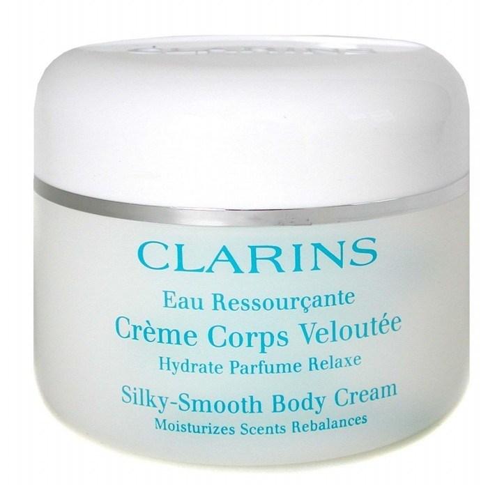 ClarinsEau Ressourcante Silky Smooth Body Creamクラランスオ ルソワールカンテ クレームコー 200ml/6.9oz【楽天海外直送】
