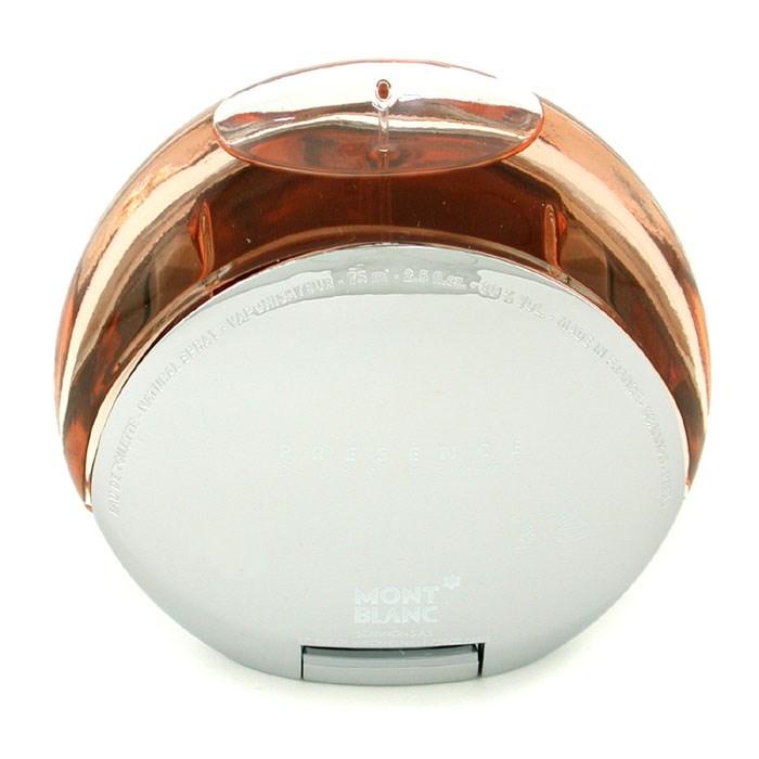 MontblancPresence Eau De Toilette Sprayモンブランプレゼンス オードトワレスプレー 75ml/2.5oz【楽天海外直送】