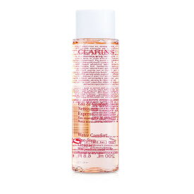 ClarinsWater Comfort One Step Cleanser w/ Peach Essential Water (For Normal or Dry Skin)クラランスオードコンフォート エクスプレス【楽天海外直送】