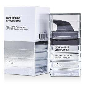 【月間優良ショップ受賞】 Christian Dior Homme Dermo System Age Control Firming Care クリスチャン ディオール オムダーモシステムエイジコントロールファーミングケア 50ml/1.7o 送料無料 【楽天海外直送】