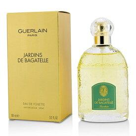 【月間優良ショップ受賞】 Guerlain Jardins De Bagatelle Eau De Toilette Spray ゲラン ジャルダン バガテール EDT SP 100ml/3.3oz 送料無料 【楽天海外直送】