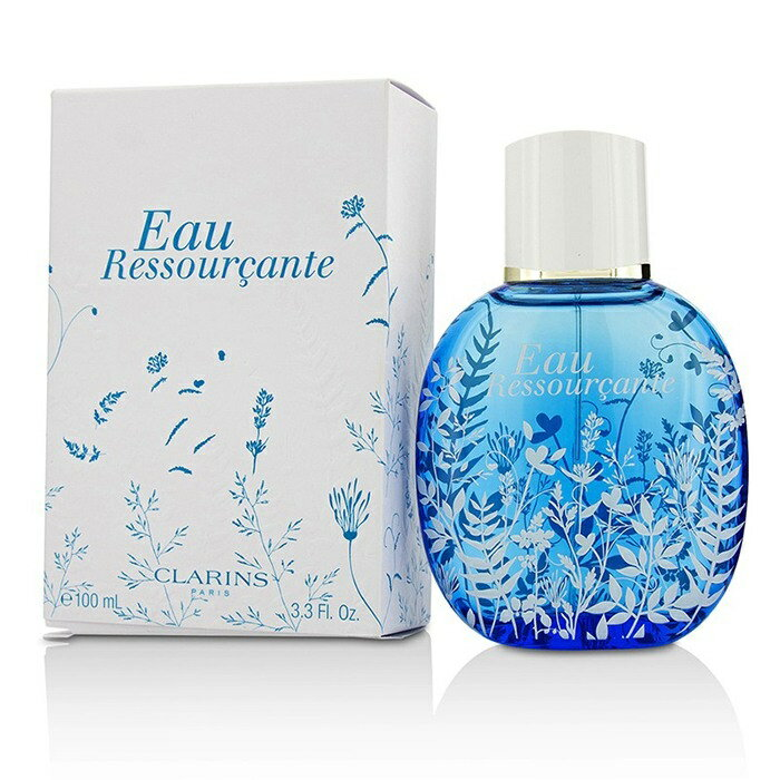 ClarinsEau Ressourcante Treatment Fragrance Refillable Spray (Limited Edition)クラランスEau Ressourcante Treatment【楽天海外直送】