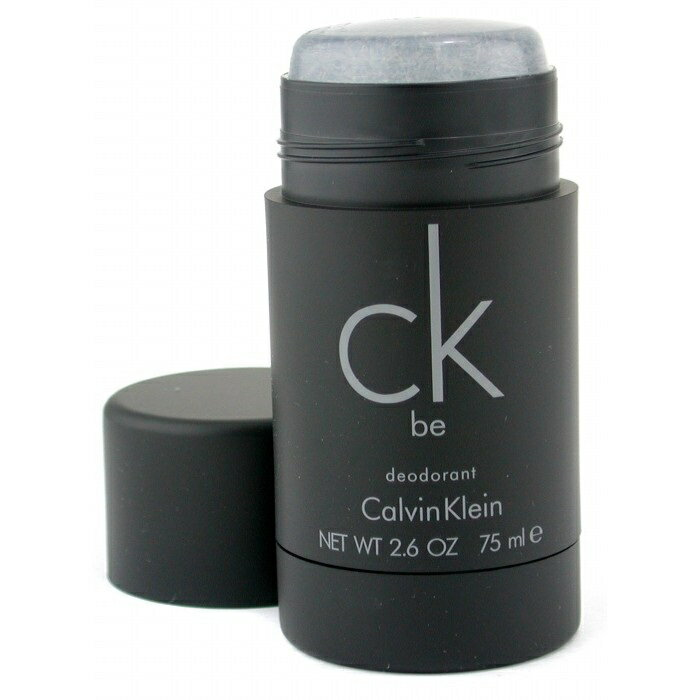 Calvin KleinCK Be Deodorant Stickカルバンクラインデオドラントスティック 75ml/2.6oz【楽天海外直送】