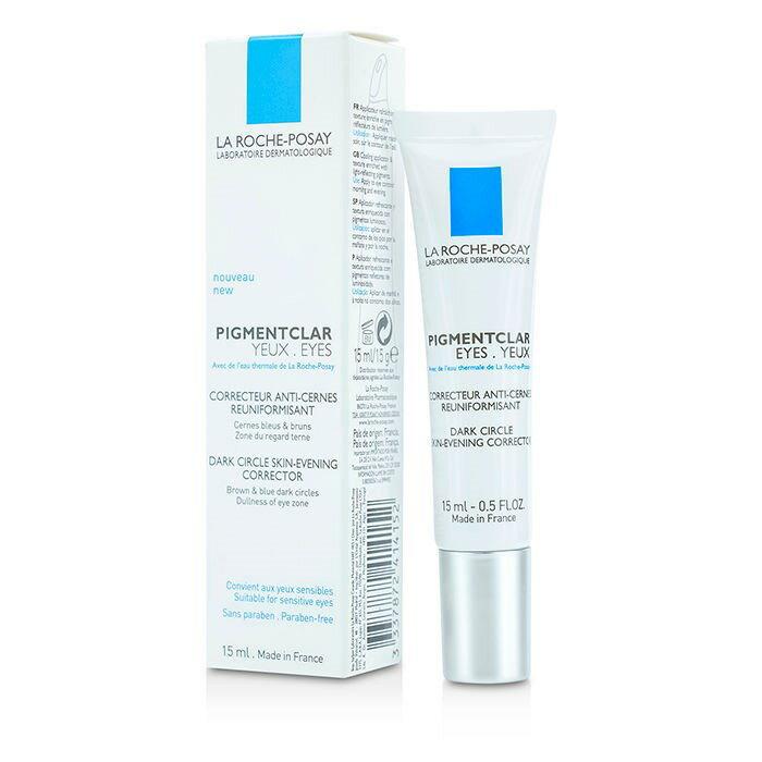 La Roche PosayPigmentclar Eyes Dark Circle Skin-Evening Corrector - For Sensitive Eyesラロッシュポゼピグメントクリア アイズ ダーク【楽天海外直送】