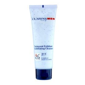 Clarins Men Exfoliating Cleanser クラランス メン エクスフォリエーティング クレンザー 125ml/4.4oz 【楽天海外直送】