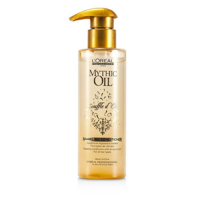 L'OrealProfessionnel Mythic Oil Souffle d'Or Sparkling Conditioner (For All Hair Types)ロレアルミシック オイル スッフル ドール 【楽天海外直送】