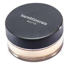【月間優良ショップ受賞】BareMinerals BareMinerals Matte Foundation Broad Spectrum SPF15 - Golden Fair ベアミネラル ベアミネラル マット ファンデーションボードス 【楽天海外直送】