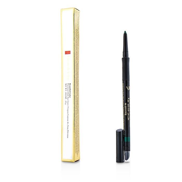 Elizabeth ArdenBeautiful Color Precision Glide Eyeliner - # 06 EmeraldエリザベスアーデンBeautiful Color Precision Glid【楽天海外直送】