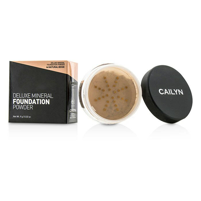 CailynDeluxe Mineral Foundation Powder - #04 Natural BeigeケイリンDeluxe Mineral Foundation Powder - #04 Natural 【楽天海外直送】