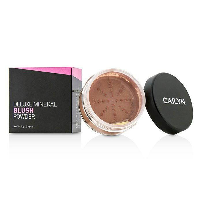 CailynDeluxe Mineral Blush Powder - #01 Peach PinkケイリンDeluxe Mineral Blush Powder - #01 Peach Pink 9g/0.32oz【楽天海外直送】