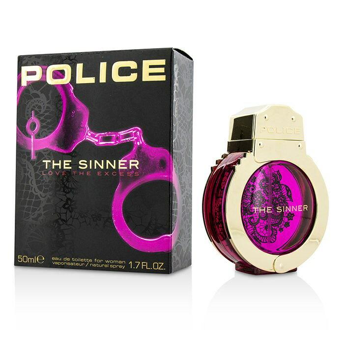 PoliceThe Sinner Eau De Toilette Sprayポリスザ シナー EDT SP 50ml/1.7oz【楽天海外直送】