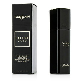 Guerlain Parure Gold Rejuvenating Gold Radiance Foundation SPF 30 - # 03 Beige Naturel ゲラン パリュール ゴールド フルイド - 【楽天海外直送】