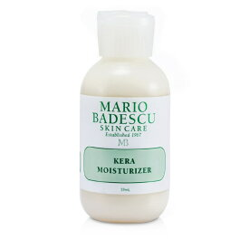 【月間優良ショップ受賞】Mario Badescu Kera Moisturizer - For Dry/ Sensitive Skin Types マリオ バデスク ケラモイスチャライザー 59ml/2oz 【楽天海外直送】