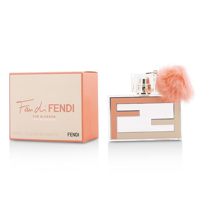 FendiFan Di Fendi Fur Blossom Eau De Toilette Spray (Limited Edition)フェンディファン ディ フェンディ ファーブロッサム EDT SP (限定版) 【楽天海外直送】