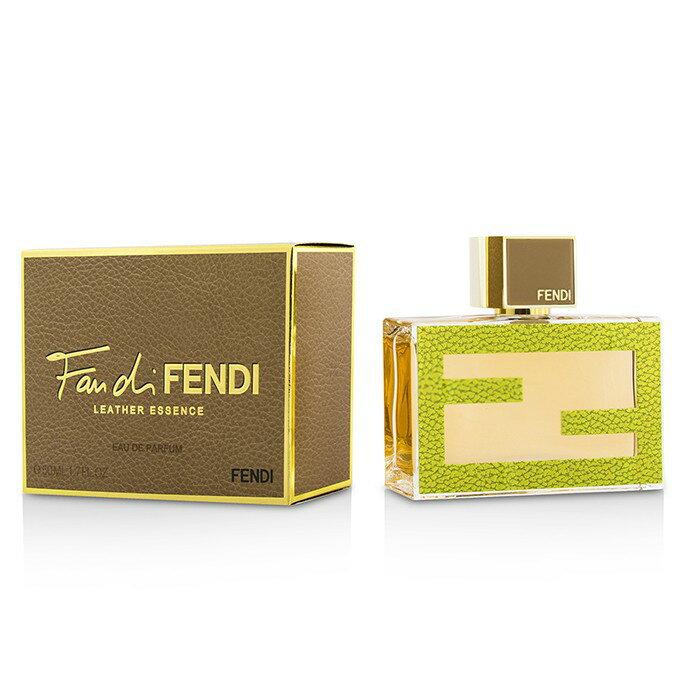 FendiFan Di Fendi Leather Essence Eau De Parfum Sprayフェンディファン ディ フェンディ レザーエッセンス EDP SP 50ml/1.7oz【楽天海外直送】