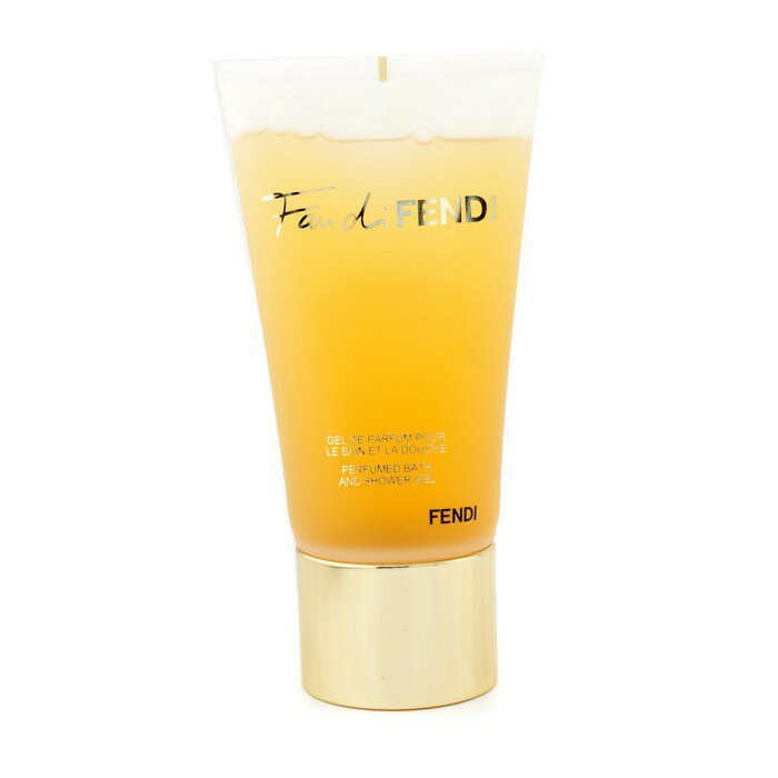 FendiFan Di Fendi Perfumed Shower Gelフェンディファン ディ フェンディ シャワージェル 150ml/oz【楽天海外直送】