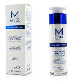 ThalgoMCEUTIC Resurfacer Cream-SerumタルゴMCEUTIC Resurfacer Cream-Serum 50ml/1.69oz【楽天海外直送】