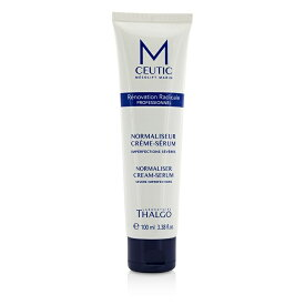 ThalgoMCEUTIC Normalizer Cream-Serum - Salon SizeタルゴMCEUTIC Normalizer Cream-Serum - Salon Size 100ml/3.38oz【楽天海外直送】