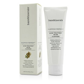 BareMineralsBlemish Remedy Acne Treatment Gelee CleanserベアミネラルBlemish Remedy Acne Treatment Gelee Cleanser 12【楽天海外直送】