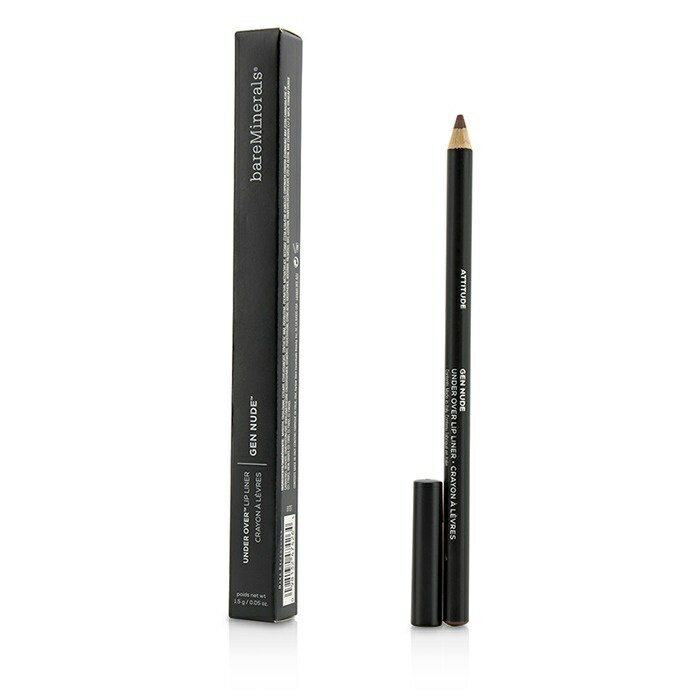 BareMineralsGen Nude Under Over Lip Liner - AttitudeベアミネラルGen Nude Under Over Lip Liner - Attitude 1.5g/0.05o【楽天海外直送】