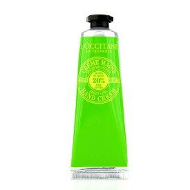 L'Occitane Shea Butter Zesty Lime Hand Cream ロクシタン シア ゼスティライム ハンドクリーム 30ml/1oz 【楽天海外直送】