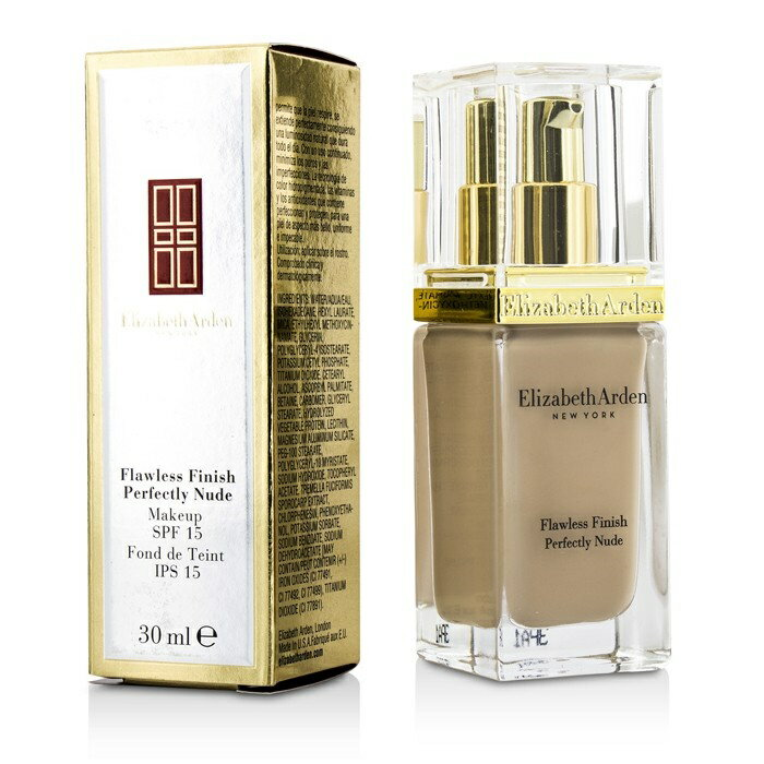 Elizabeth ArdenFlawless Finish Perfectly Nude Makeup SPF 15 - # 06 Warm Sunbeigeエリザベスアーデンフローレスフィニッシュ パーフェクトリー【楽天海外直送】