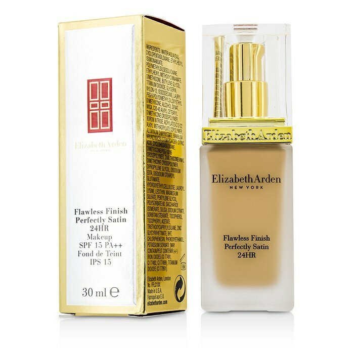 Elizabeth ArdenFlawless Finish Perfectly Satin 24HR Makeup SPF15 - #04 Sunbeigeエリザベスアーデンフローレスフィニッシュ パーフェクトリーサ【楽天海外直送】