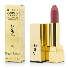 Yves Saint Laurent Rouge Pur Couture The Mats - # 217 Nude Trouble イヴサンローラン Rouge Pur Couture The Mats - # 2 【楽天海外直送】