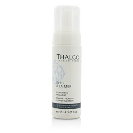 ThalgoEveil A La Mer Foaming Micellar Cleansing Lotion - For All Skin Types (Salon Size)タルゴFoaming Micellar C【楽天海外直送】