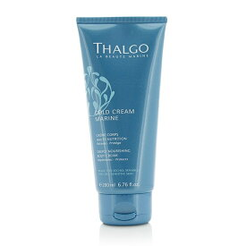 ThalgoCold Cream Marine Deeply Nourishing Body Cream - For Very Dry Sensitive SkinタルゴDeeply Nourishing Body 【楽天海外直送】