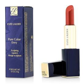 【月間優良ショップ受賞】 Estee Lauder Pure Color Envy Sculpting Lipstick - # 360 Fierce エスティ ローダー ピュア カラー エンヴィ スカルプティング リップスティック - # 送料無料 【楽天海外直送】