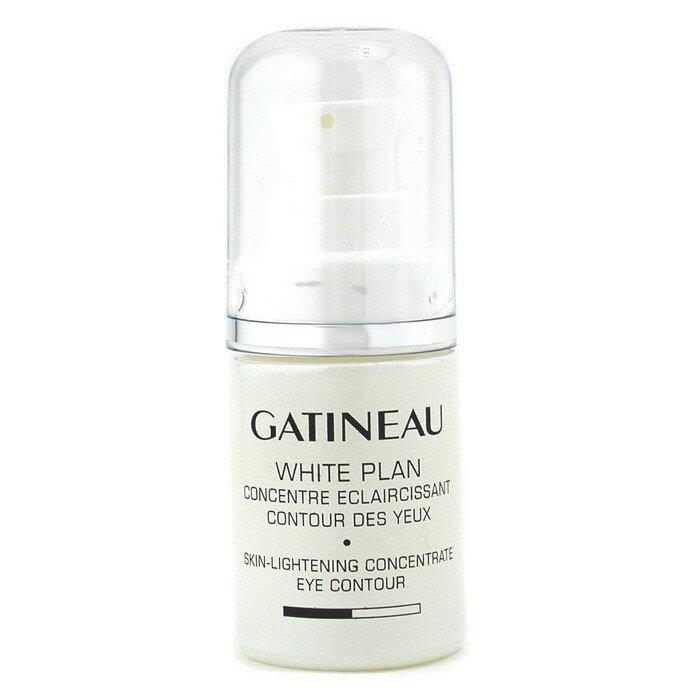 GatineauWhite Plan Skin Lightening Eye Contour Concentrateガティノホワイトプランスキンライトニングアイコントゥールコンセントレイト 15ml/0.5oz【楽天海外直送】