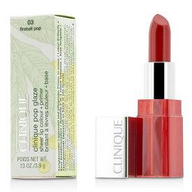 CliniquePop Glaze Sheer Lip Colour + Primer - # 03 Fireball PopクリニークPop Glaze Sheer Lip Colour + Primer - #【楽天海外直送】