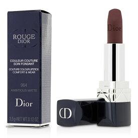 【月間優良ショップ受賞】 Christian Dior Rouge Dior Couture Colour Comfort & Wear Matte Lipstick - # 964 Ambitious Matte クリスチャン ディオール 送料無料 【楽天海外直送】