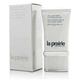 【月間優良ショップ受賞】 La Prairie Cellular Swiss UV Protection Veil SPF50 PA++++ ラ・プレリー セルラー スイス UV プロテクション ベール SPF50 PA++++ 50ml/1 送料無料 【楽天海外直送】